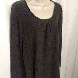 Eileen Fisher P L Sweater Silk Cashmere